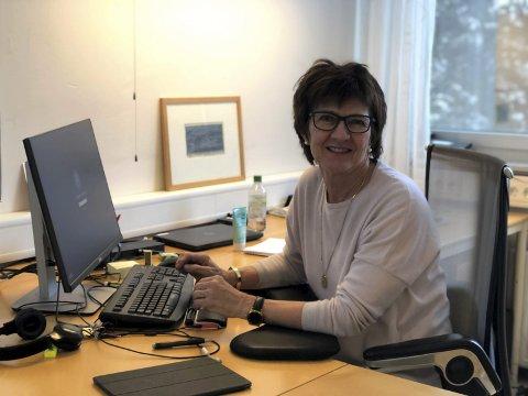 Marianne Landaas: Tvedestrands ordfører er glad for pengene, men er ikke sikker på om det er nok. Den stlsrste usikkerheten er knyttet til svikt i skatteinntektene. Arkivfoto