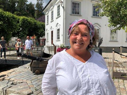Siw Johannessen ser frem til Kystkulturuka 2021.