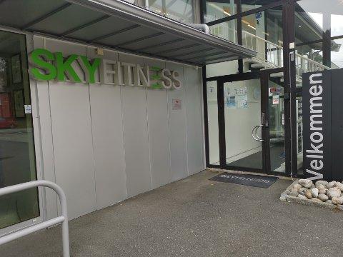 Alle rutiner ble fulgt da den ansatte på Sky Fitness fikk vite at et av medlemmene hadde testet positivt på korona.