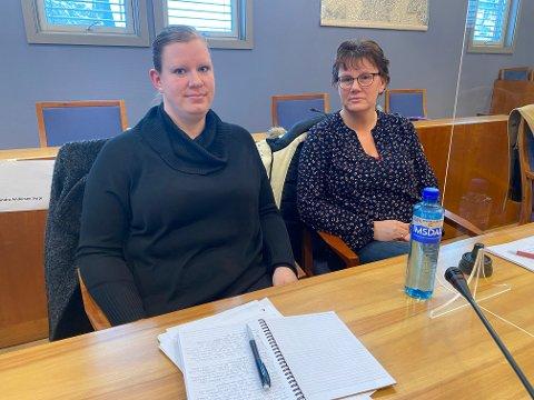 Camilla Røysland og Gunn Evelyn Kristensen er to av fire ansatte i Vegårshei som har saksøkt kommunen. I dag fortalte de om hvordan de har opplevd prosessen.
