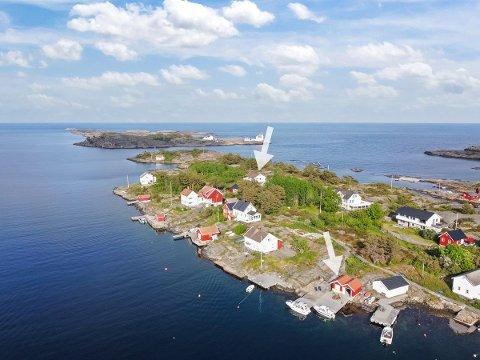 Eiendommen som har utsikt til Lyngørsundet, Lyngør fyr og havet, og som har egen brygge med sjøbod, har skiftet eier etter en kort salgsprosess.