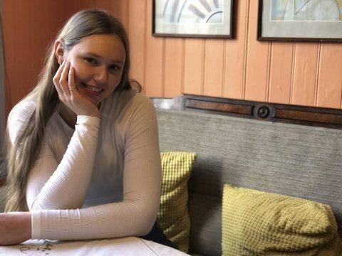 Flottorp: Ingvild vokste opp i sentrum av Åmli med to søsken som også har havnet i musikkbransjen. Foto: Siri Fossing