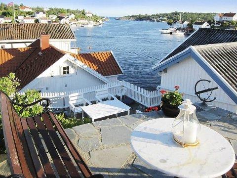 Lyngør: I 2018 ble det innført et bygge- og deleforbud i Lyngør, i påvente av en områdeplan. Nå nærmer det seg politisk behandling av denne planen. Illustrasjonsfoto