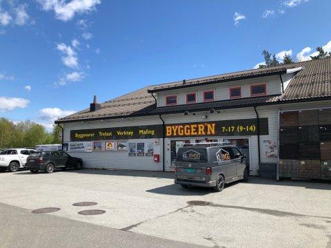 Byggern Vegårshei: Byggern-kjeden eies av E.A. Smith AS. De ønsker nå å gjøre butikken på Vegårshei til en regions-butikk.