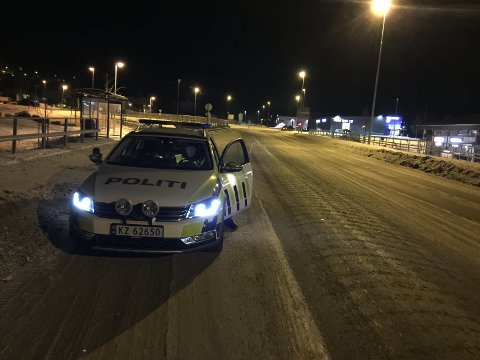 UP er foreslått nedlagt, her representert ved patruljen som oftest er å se i Valdres.
