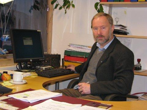 Har hatt møte: – Vi forsøker å legge til rette slik at innbyggerne i Vang blir minst mulig skadelidende inntil normalsituasjonen kommer på plass, sier rådmann Reidar Thune.