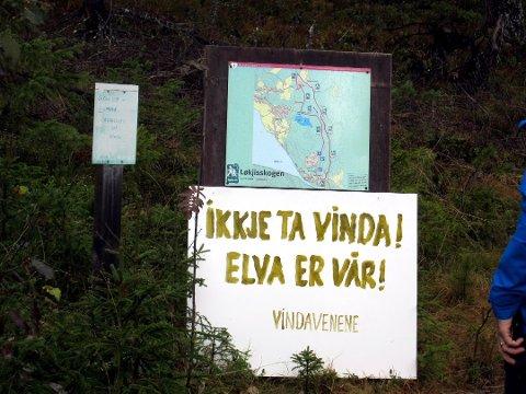 """""""Vern Vinda"""" har engasjert seg sterkt for å stoppe ei utbygging."""