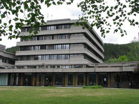 NAV-kontoret i Rådhuset på Fagernes.