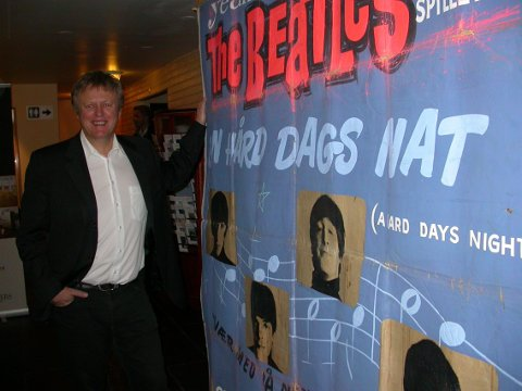 Terje Steinsrud inviterer igjen til Beatlesfestival på Beitostølen. Programmet er enda mer spektakulært enn vanlig.