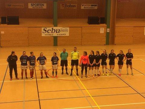 Fagernes J17 møtte Vålerenga i finalen og tapte 5-0.
