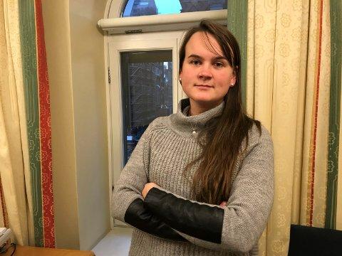 Spørsmål: Marit Knutsdatter Strand har sendt to spørsmål til klima- og miljøministeren.