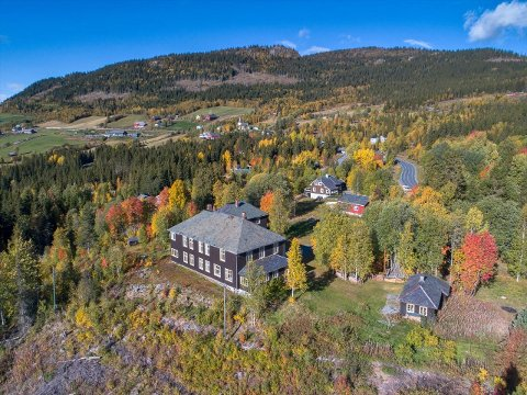 Attraktivt: Denne eiendommen har så langt nådd drøye 57.000 visninger på Finn.no, og ligger i Skammestein.