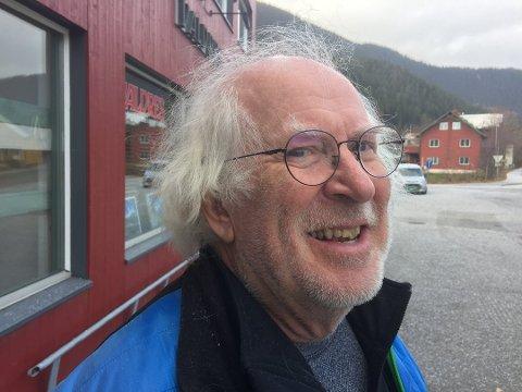 Jeg håper vi blir mange som rusler til museet i morgen, uansett vær, sier Geir Norling.