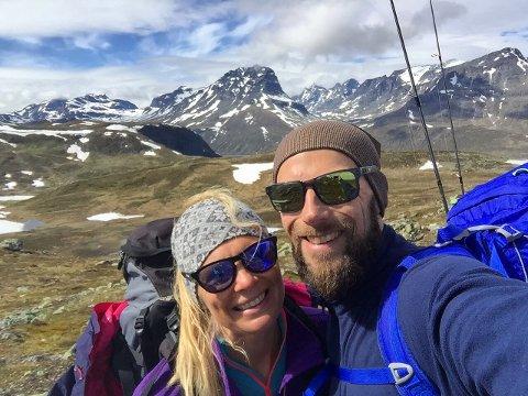 Valdresreklame: @heiditindvik og @skateman_81, aka Heidi og Frank Tindvik er nærast ein liten reklamekanal for Valdres åleine på sine Instagramprofilar. Valdresentusiama viste seg å være heilt ekte!