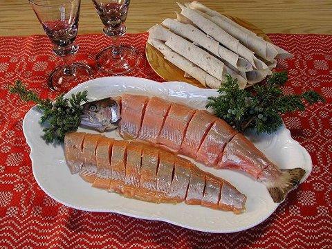 Ikke fra Valdres:  Det er sannsynlig at rakfisk fra Slidre Ørretsenter er årsaken til utbruddet. Slidre Ørretsenter er et Hamar-basert selskap.