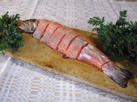 Funn på HAmar: Det er registrert listeriose hos 13 personar. Det er funne listeriabakteriar i rakfisk frå ein rakfiskprodusent på Hamar.