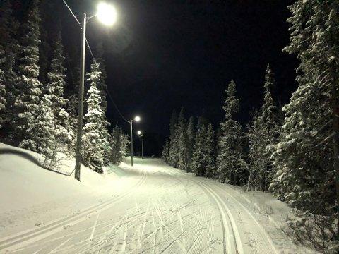Lysløypa er viktig for å holde folk i bevegelse om vinteren, skriver folkehelsekoordinator Hege Olimb Myhre.