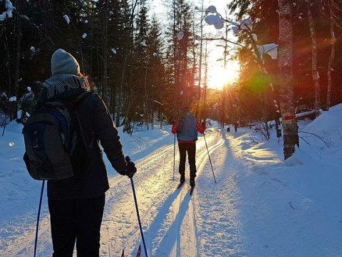 Kortere skisesong: Et varmere klima vil skape utfordringer for ski-kulturen i årene fremover