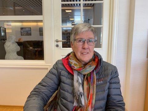 Ida Skrinsrud sliter fortsatt med smerter, over en uke etter sammenstøtet.