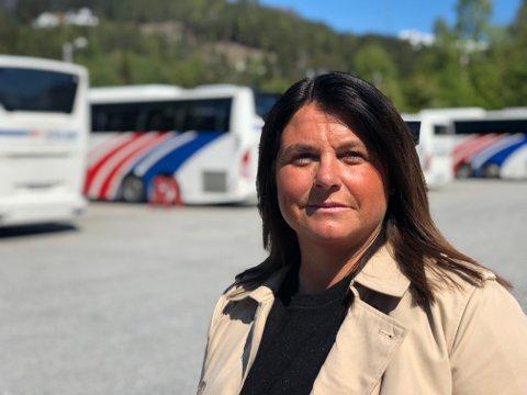 Faresignaler: – Hvorfor står ekspressbussnæringen overfor en fare for nedleggelse når det er opprettet en kompensasjonsordning med bevilgede midler, spør administrerende direktør Merethe Olsen i NOR-WAY Bussekspress AS.
