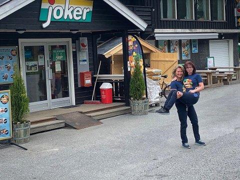NY HØYDER: Siv Bjørnødegård Nybråten løfter butikken til nye høyder med både renovering og søndagsåpent.