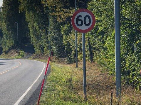 Politiet vant fram: Det var i ei 60-sone i Vestre Slidre at mannen ble stoppet etter å ha kjørt i 94 km/t. Saken har vært både i Valdres tingrett, Eidsivating lagmannsrett og i ankeutvalget til Høyesterett.