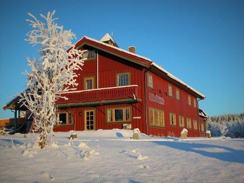Base: Nythun fjellstue på Kruk blir hovedbase for Ungdomsmesterskapet for løshund tirsdag 19. oktober.