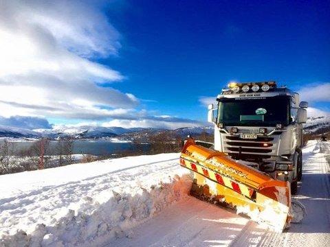 Reduksjon: For å nå opp i konkurransen om drifting av riksvegene i Hallingdal og Valdres må tilbyderne vise at de kan redusere klimaavtrykket i kontrakten.