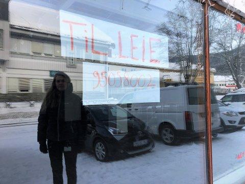 Stadig flere vil drive butikk på Leira. Ulempene er tomme lokaler, mindre handel og et svekket sentrum på Fagernes.