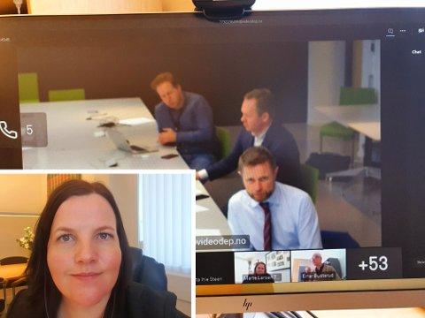 I dag møtte helse- og omsorgsminister Bent Høie ordførerne i Innlandet i et digitalt møte om sykehusstruktur. Valdres-delegasjonen sa igjen klart fra om hva de mener.