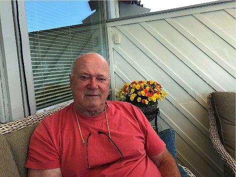 Langt forhold: Dag Enevold (74) holder i dag til i Oslo, men har tilbrakt mange av sine yrkesaktive år i Valdres.