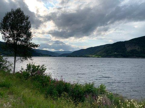 STRANDEFJODEN: Mannen i 80-årene druknet i Strandefjorden.