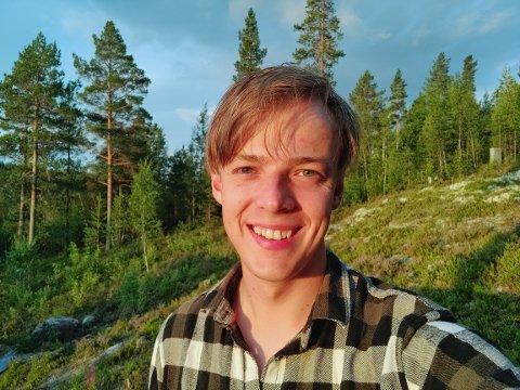 FLYTTER TILBAKE: Olmhus starter som prosjektleder for bolystprosjektet Mitt Sør-Aurdal 1. august, noe han gleder seg stort til.