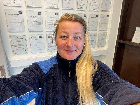 Belinda Kamp Silkoset fra Lillehammer er mer enn kjøpmann. Hun er også detektiv.