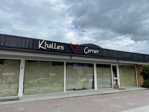 OPPUSSING: En ny Khalles Corner skal ta plass i tidligere butikklokaler i Gol sentrum.