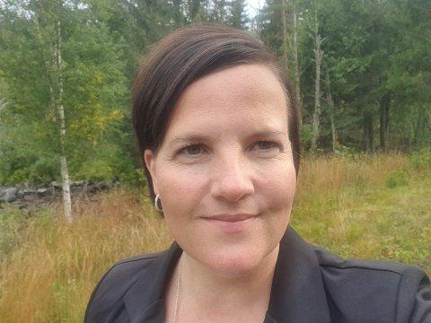 Engasjert ungdom: Regionrådsleder og senterpartipolitiker Linda Mæhlum Robøle mener det gode resultatet for Senterpartiet i årets skolevalg ved Valdres vidaregåande skule viser at ungdommen er engasjert, og bryr seg om framtida.