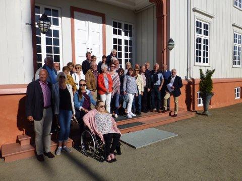 GODT ÅR: Stor aktivitet og flere nye medlemmer er status så langt i år for Nittedal Lions Club.