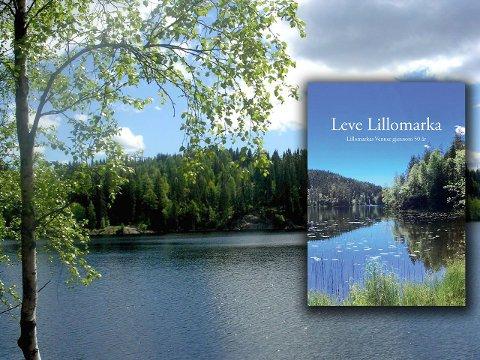 JUBILEUM: I anledning 50-årsjubileet til Lillomarkas Venner, har det blitt gitt ut bok om det poppulære turområdet.