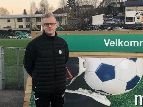 EN REN BONUS: – Det blir gøy med LSK, men cupen er en ren bonus. Serien er viktigst, understreker GIF-trener Ørjan Heiberg.