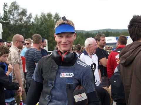 ANNO 2009: Toppåret for Daniel Jøndal Listou før årets pers på hjemmebane var 2009, med plass i Kongelaget på Landsskytterstevnet og laggull i matchskyting med rifle under EM.