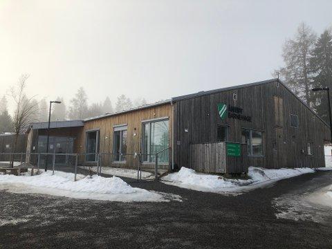 STENGT: Et smittetilfelle har ført til at Åneby barnehage ikke har kunnet holde åpent tirsdag.