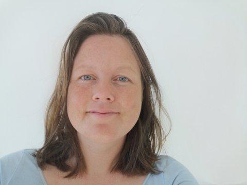 FOR FORELDRE: Anne-Lena Løvdahl Hoff fra Åneby er daglig leder i det nystartede selskapet Foreldrelandsbyen AS.