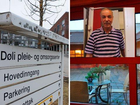 STILLER OPP: Kommuneoverlege Tron Hauland Torkildsen sier at de klarer å løse legebehovet ved sykehjemmene for sommeren ved å omrokere på ferieplaner, bruke turnusleger, samt ham selv. Kommunen fikk kun en søknad på stiling som ferievikarierende lege.