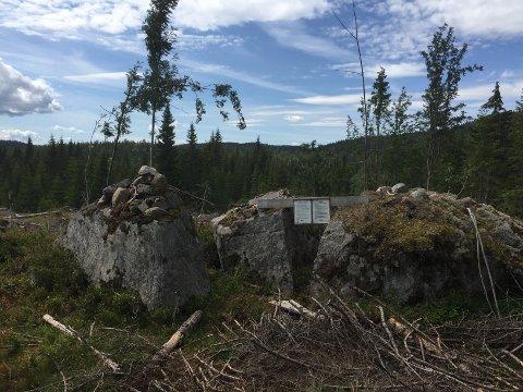 ØLJA: Det skjedde dramastiskehendelser på oldtidsveien fra Hadeland og inn til byen.Hva som skjedde her på Ølja får vi vite på turen.