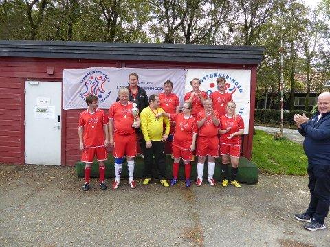 Follo Drømmelag vant også Norgesmesterskapet.