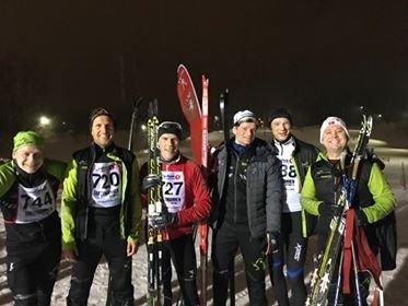 Gubbeløperne til Soon Skiklubb.