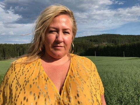 Syk: Heidi Westbye Nyhus er en av mange kvinner i Norge som sliter med endometriose.