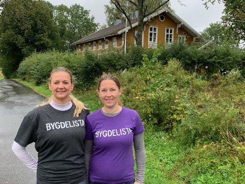 SUNDBY: Eirin Bolle og Kari Finstad fra Bygdelista har stått på for at aksjeselskapet ikke skal få konsesjon på Sundby gård.