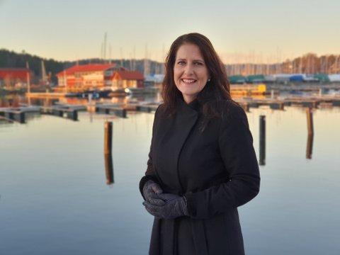 – Det er det samme som gjelder nå, som ved forrige runde med nedstengning, sier Annie Korsmo, leder i Vestby Næringsforum.