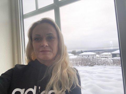 Ingalill Haugsbakk (40) gleder seg til å flytte til Son med mannen og barna. -Verdens fineste sted, sier hun.